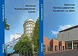 Deutsche Nationalbibliothek Leipzig - Frankfurt am Main: Doppelband (Die Neuen Architekturführer, Band 181)
