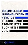 E-Reader zur Leseinsel der unabhängigen Verlage – Frankfurter Buchmesse 2019
