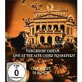 Tangerine Dream - One Night in Space - Live at the Alte Oper Frankfurt [Blu-ray]