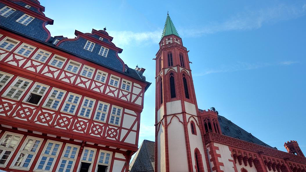 Alte Nikolaikirche auf frankfurt-interaktiv.de