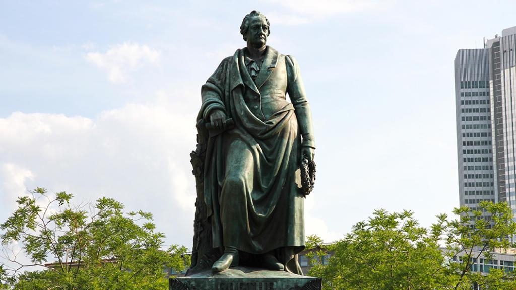 Biografie Johann Wolfgang von Goethe