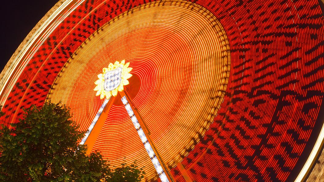 Dippemess - Frankfurts ältestes Volksfest