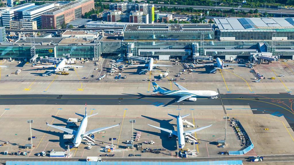 Flughafen Frankfurt - wer muss wo am meisten unter Fluglärm leiden