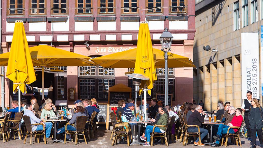Frankfurts Ausgehviertel hat ein großes Problem