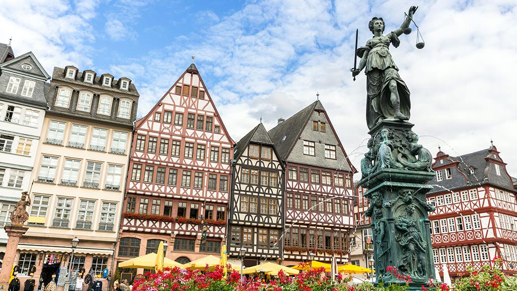 Hat Frankfurt ein Problem mit seiner Altstadt