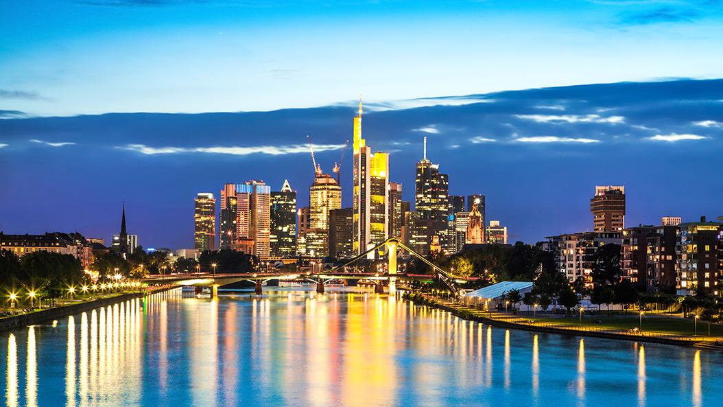 Mainfest - die Frankfurter feiern ihren Fluss
