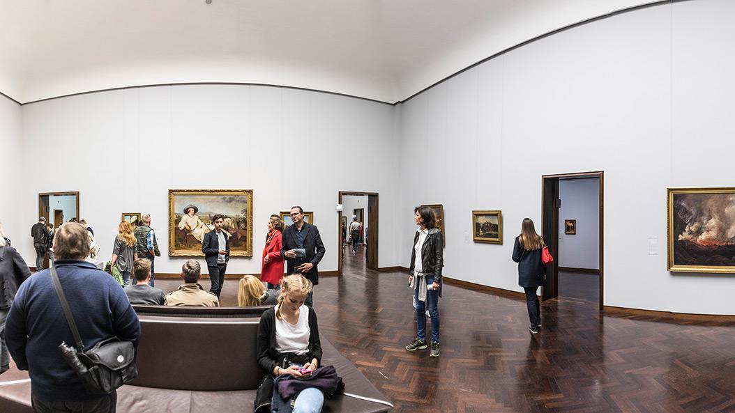 Nacht der Museen - Frankfurts Museen mal ganz anders