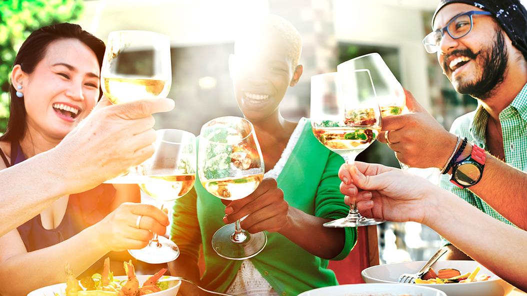 Rheingauer Weinmarkt - ein Fest nicht nur für Weinfreunde