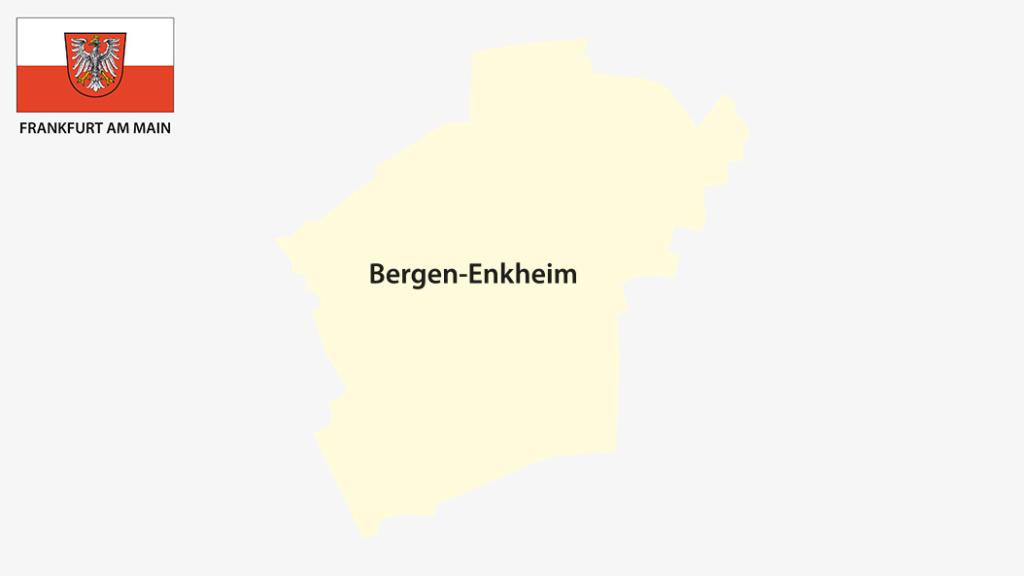 Bergen-Enkheim - das kleine Dorf am Rande der Stadt