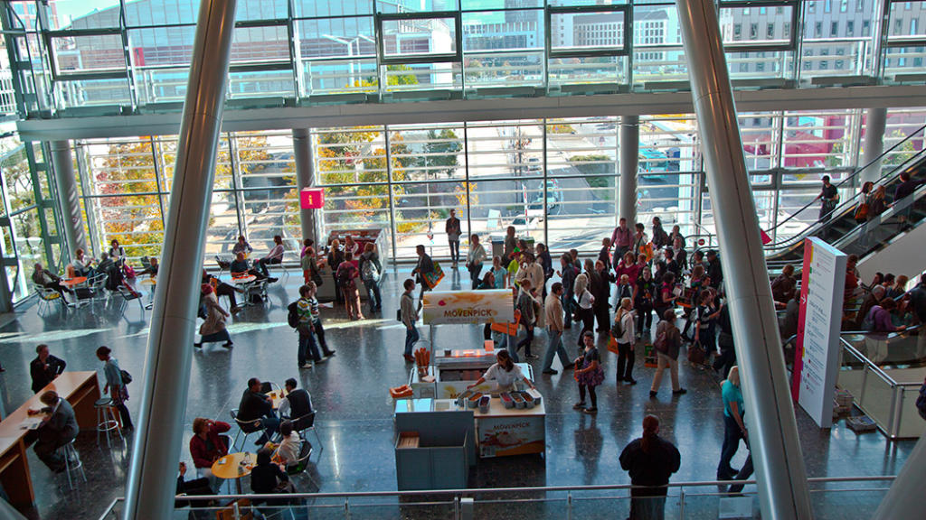 Frankfurter Buchmesse - die größte Messe, wenn es um Bücher geht