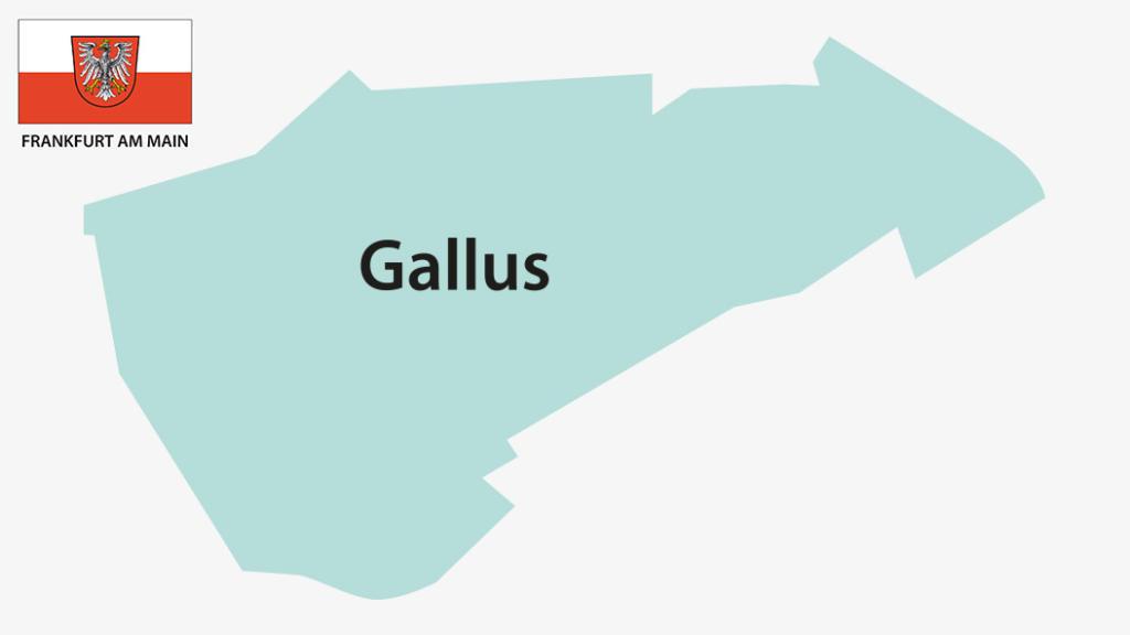 Gallus - ein Stadtteil im stetigen Wandel