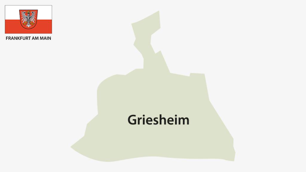 Griesheim - das einsame Schlusslicht