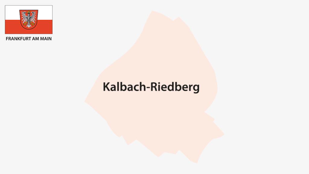 Kalbach-Riedberg - wo die Welt noch ruhig und grün ist