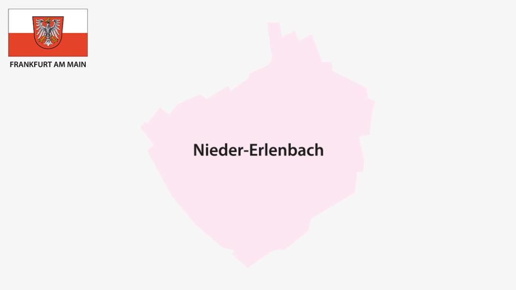 Nieder-Erlenbach - die Idylle ganz im Norden
