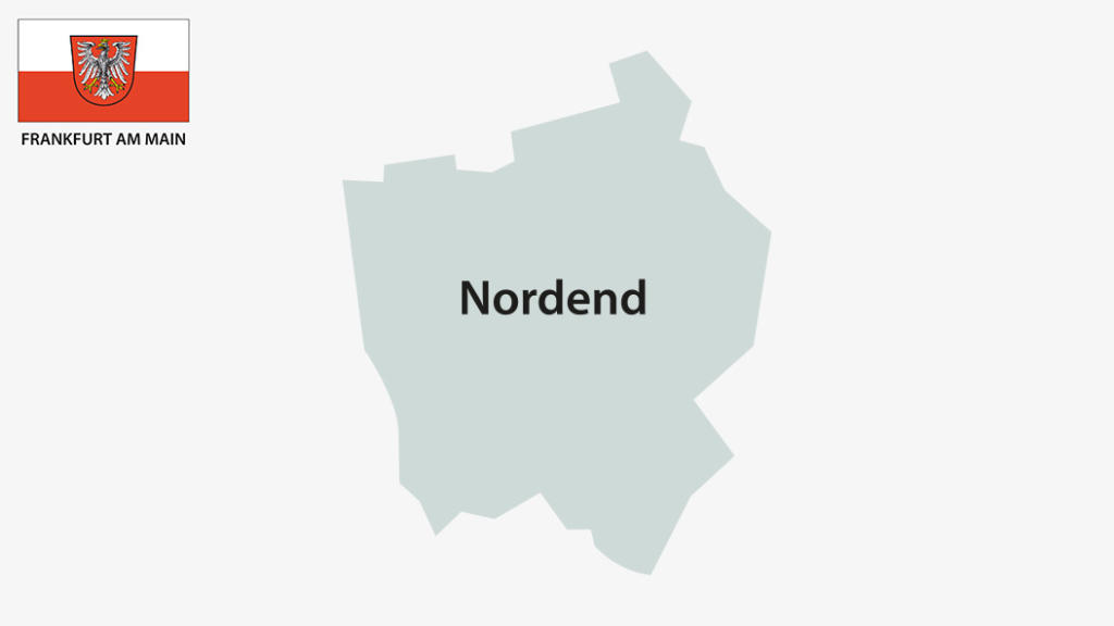 Nordend - moderner Lifestyle trifft alte Häuser