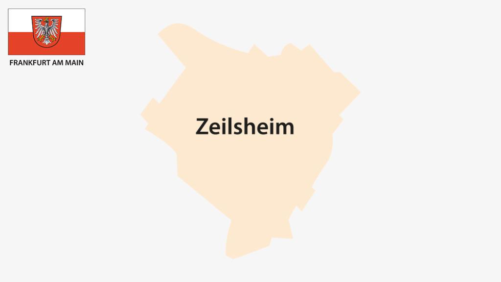 Zeilsheim - wo Frankfurt ganz weit weg ist