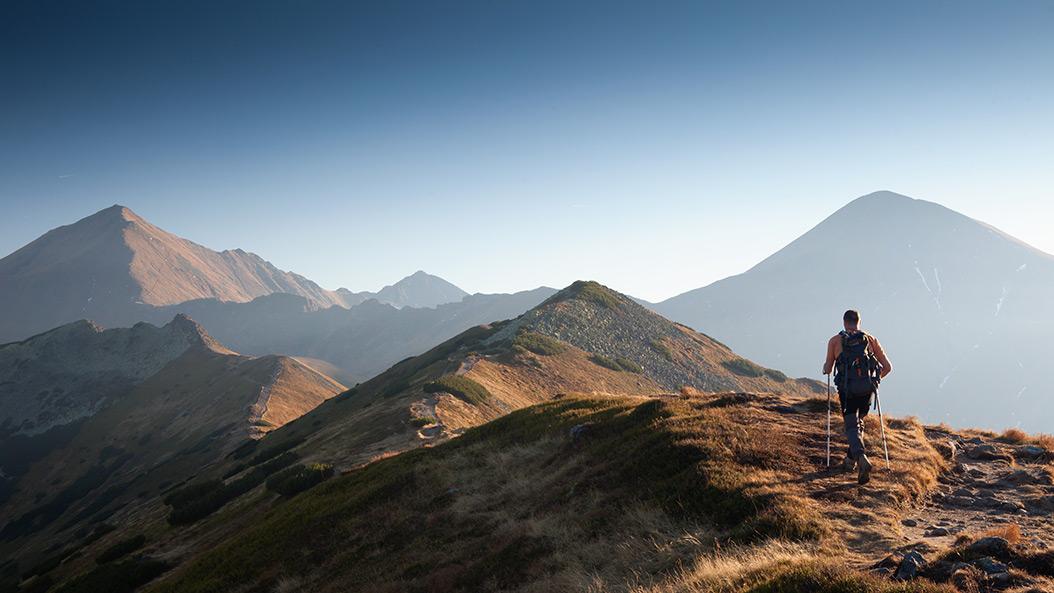 Die besten Trekkingrouten in Europa