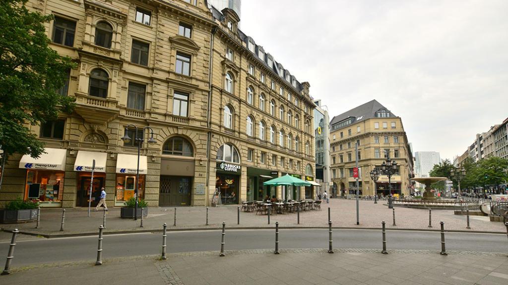 Keine Verschönerung für Frankfurts Plätze