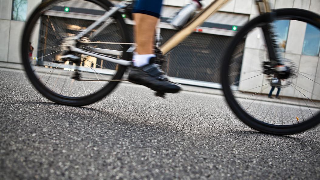 Wie gefährlich ist das Radfahren in Frankfurt?