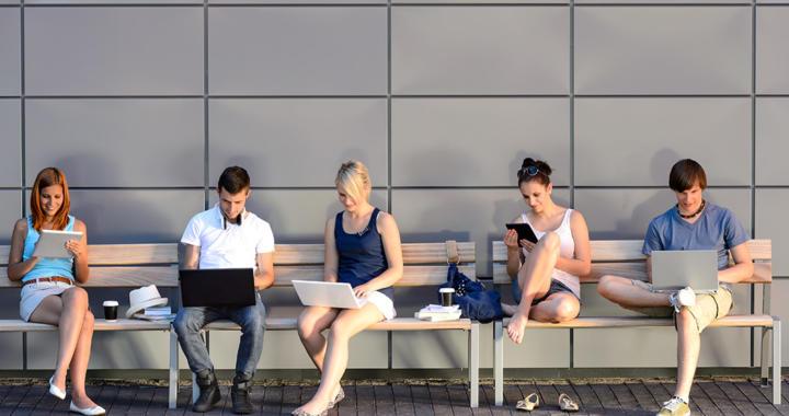 Internet an Frankfurter Schulen – das Projekt verzögert sich